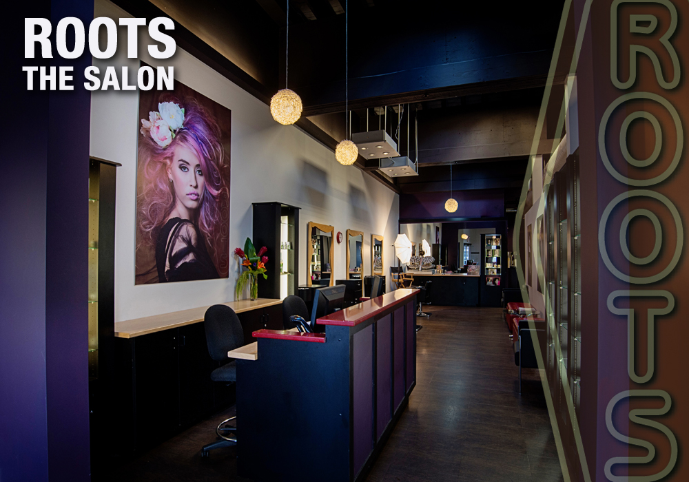 Hair stylists roots the salon 250 703 0181 for About us beauty salon