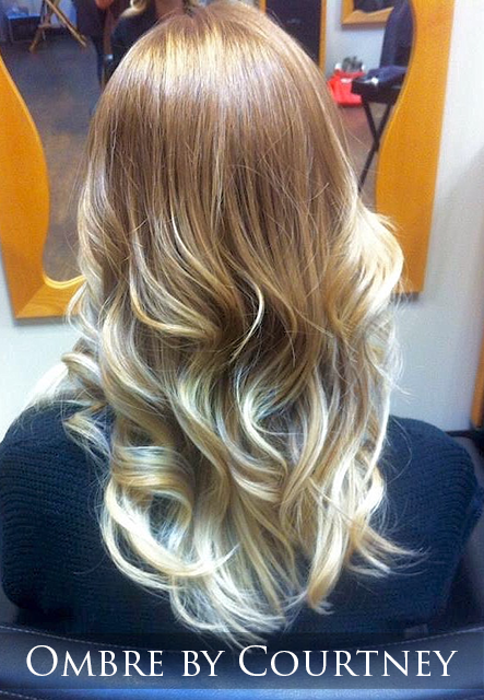 Balayage vs ombr hair salon hair salon courtenay hair for What does ombre mean