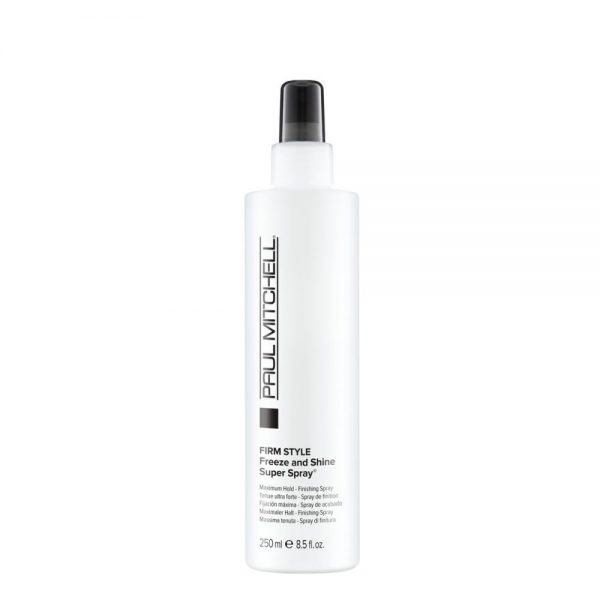 Firm Style - Freeze And Shine Super Spray