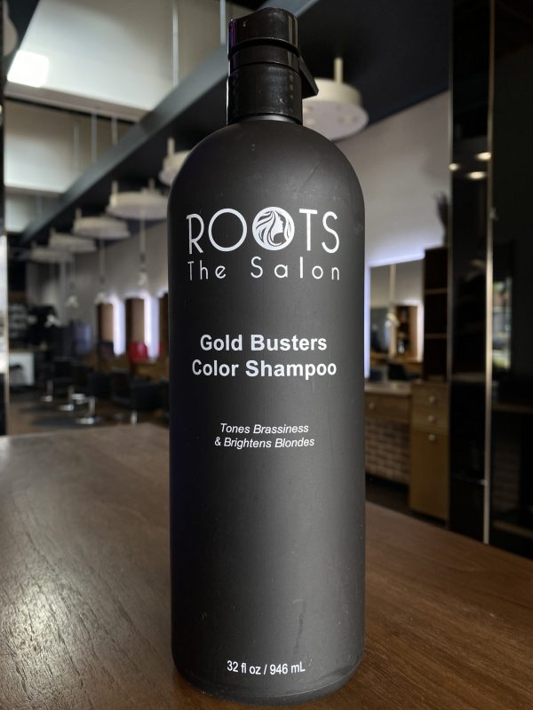 Gold Buster Shampoo